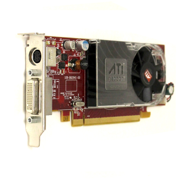 ATI Radeon HD 3450 256MB PCIe x16 HDMI DVI Video Card Dell F342F
