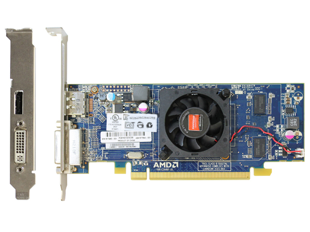 AMD Radeon HD 7450 1GB Graphics Card 677894-001 677983-001