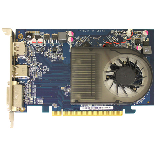ATI Radeon HD 7570 PCIe x16 2GB GDDR3 Graphics Card 701403-001
