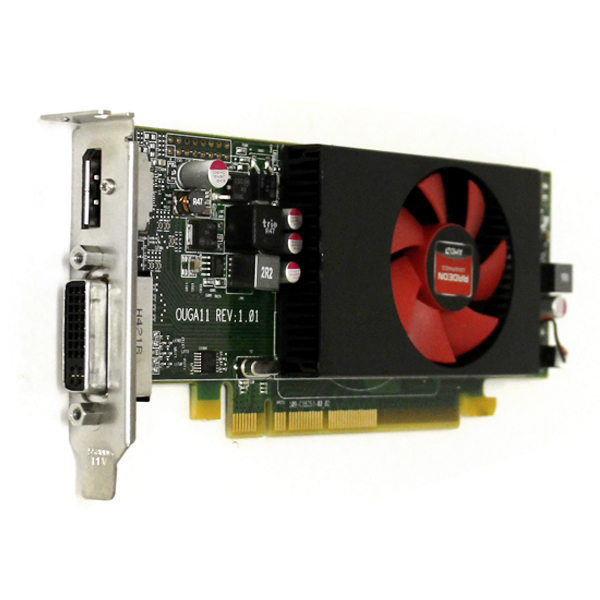 AMD Radeon HD 8490 1GB DVI Display Port PCIe Low Profile Video Card