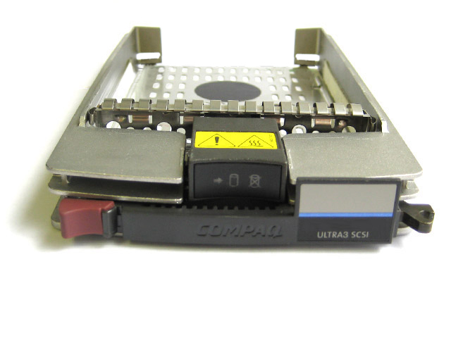 HP/Compaq 186037-001 SCSI Hard Drive Tray Caddy Hot Swap
