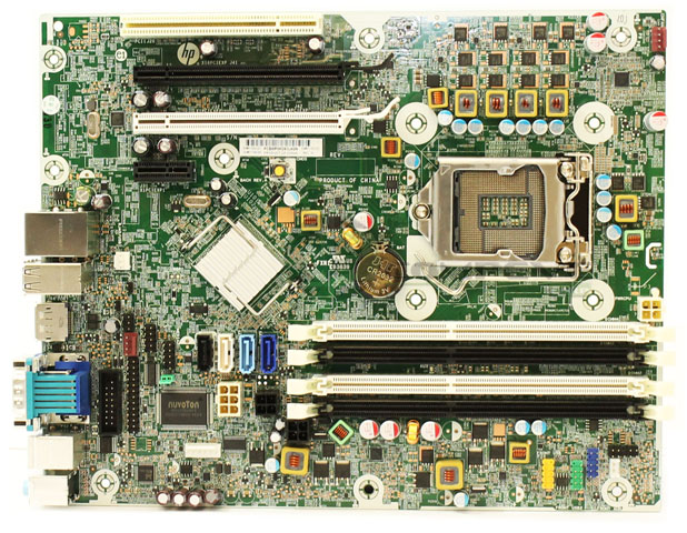 HP Elite 8200 SFF Motherboard 611834-001 611793-002 LGA 1155