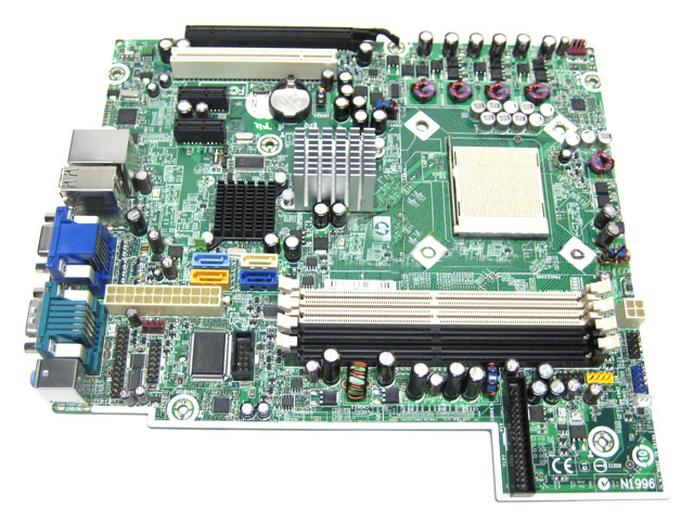 HP Compaq 461537-001 System Board Motherboard dc5850 AM2 Socket