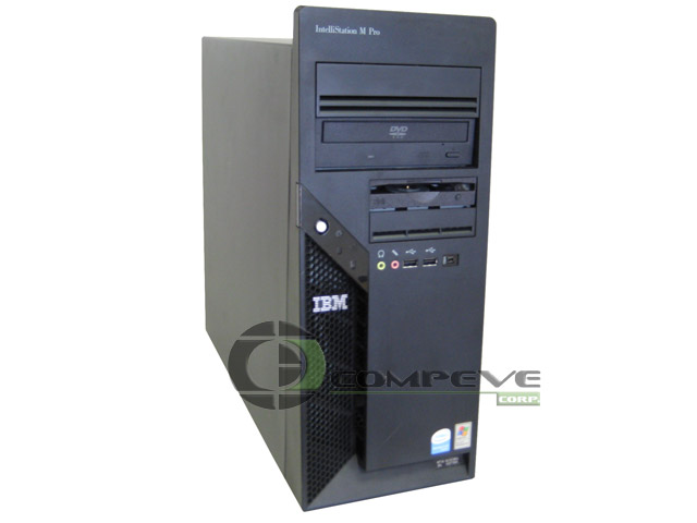 IBM IntelliStation M Pro 6218 Intel Pentium 4 3.4GHz/1GB/80GB