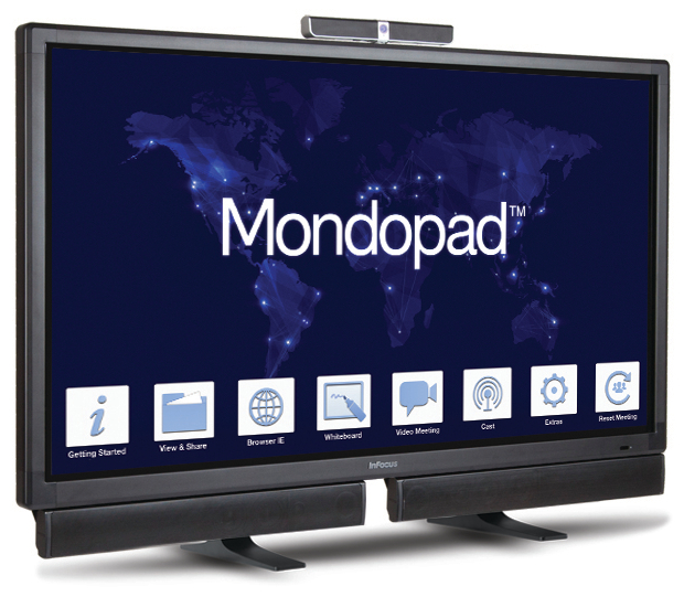 "InFocus Mondopad 57"" ALL-In-One Monitor Bundle INF5720-KIT"