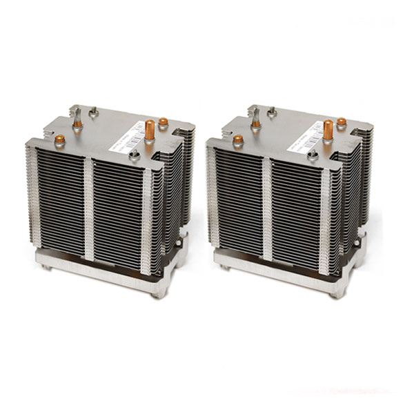 2x Processor Coolers Heatsinks for Dell Precision 490 T5400