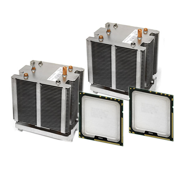 2x Heatsinks w/ Intel E5405 2.00 GHz for Dell Precision T5400 PC