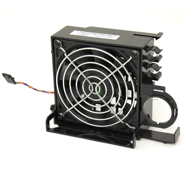 Dell JD850 Fan with Shroud Assembly Poweredge SC1430