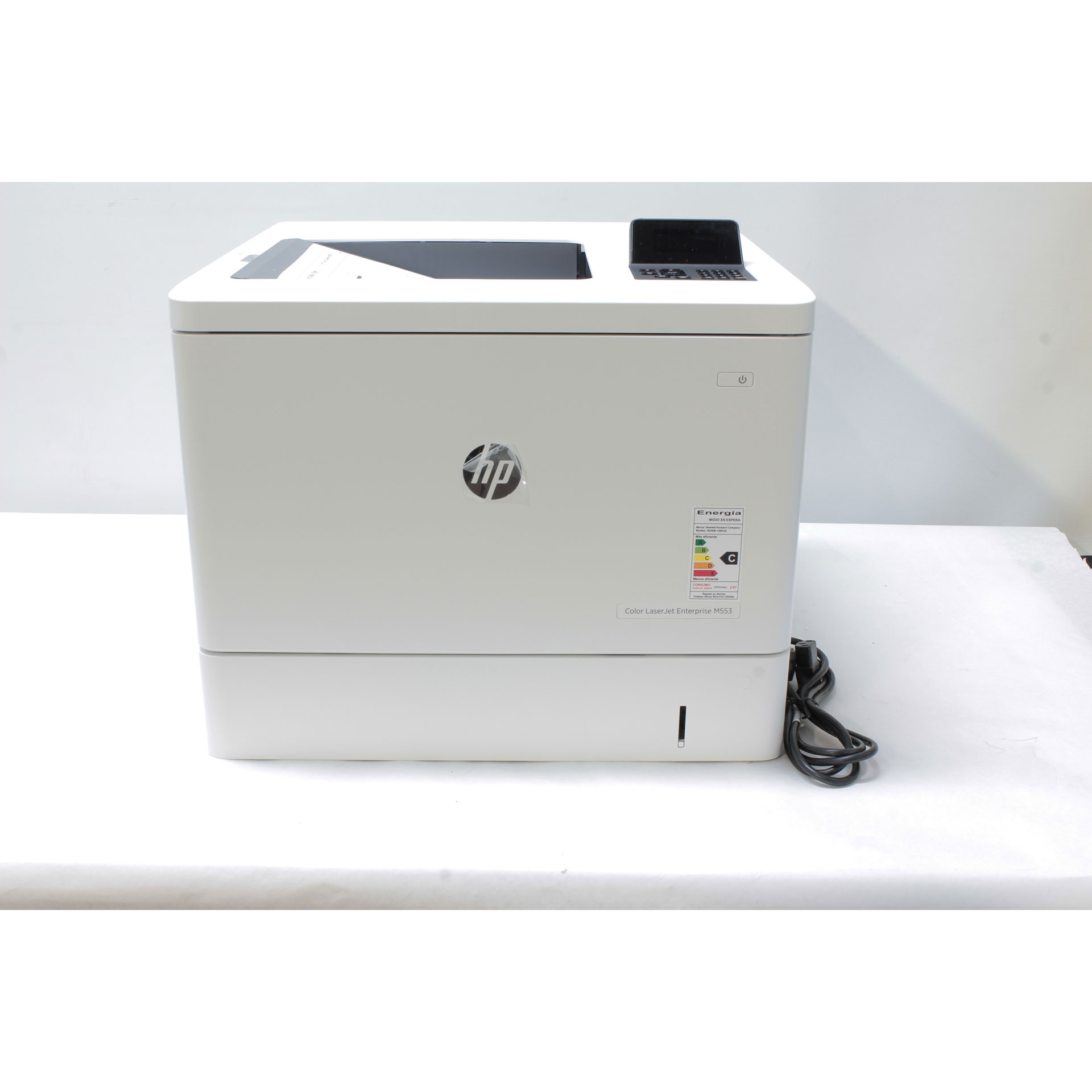HP Color LaserJet ENT M553DN 220V Secure Printer B5L25A 0 pages