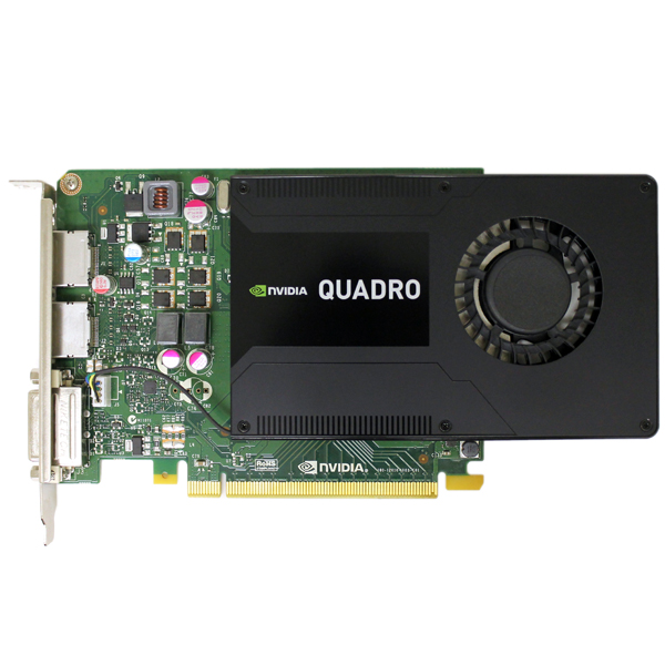 HP Nvidia Quadro K2200 4GB GDDR5 PCIe Graphics Card