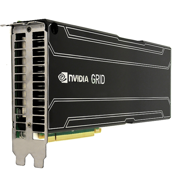 Nvidia GRID K340 4GB GDDR5 PCIe 3 x16 Cloud Gaming GPU Graphics