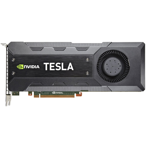 NVIDIA Tesla K40 12 GB GPU Processing Unit 900-22081-0340-000