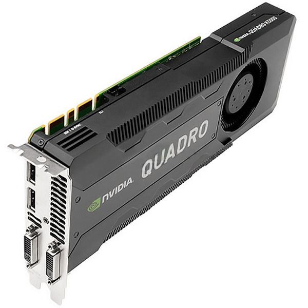 PNY nVidia Quadro K5000 4GB GDDR5 PCI-E Video Card VCQK5000-PB