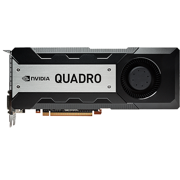 Nvidia Quadro K6000 12GB GDDR5 PCIe 3.0 x16 GPU Graphics Adapter