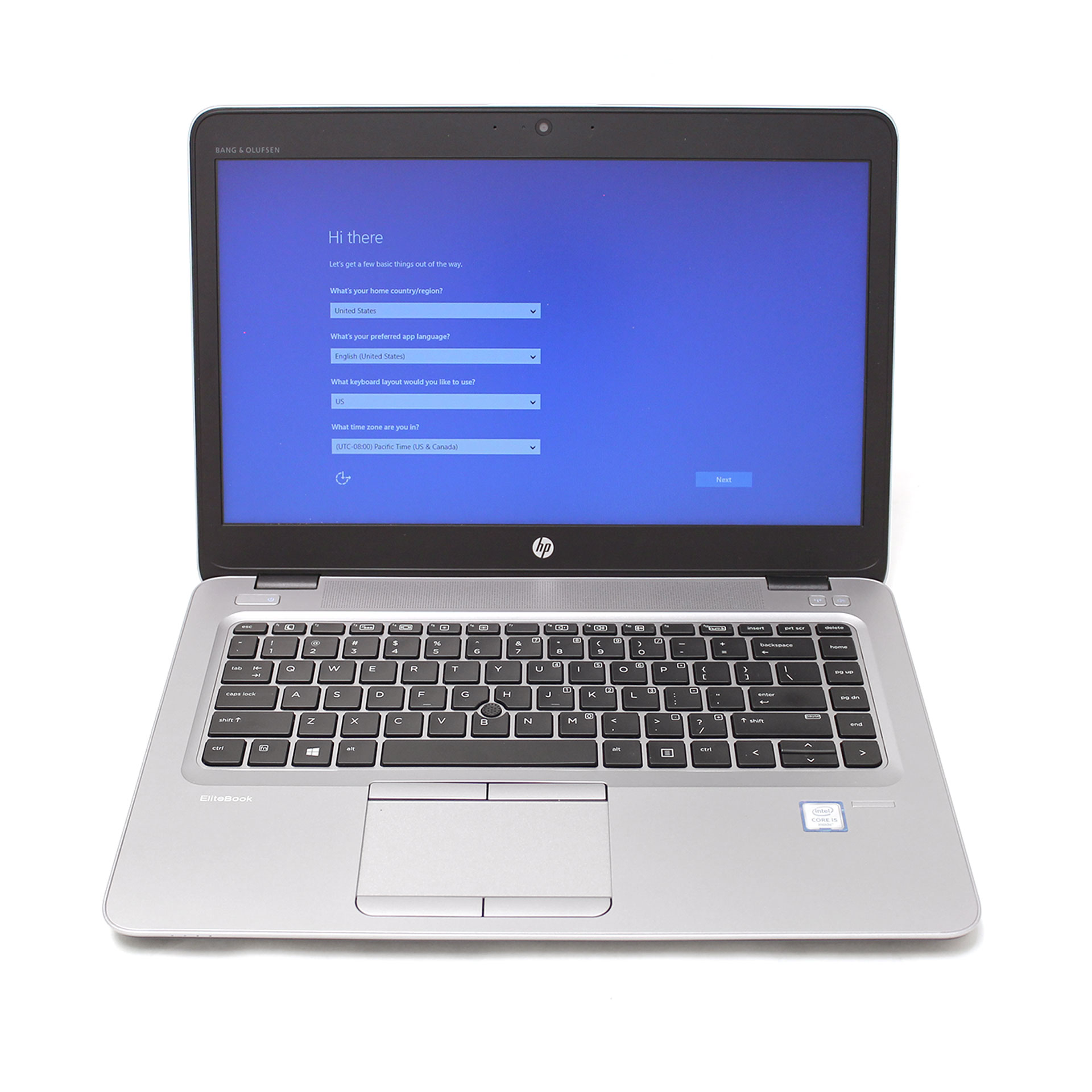 HP EliteBook 840 G3 Core i5-6200U 2.3GHz RAM 8GB SSD 256GB 14""