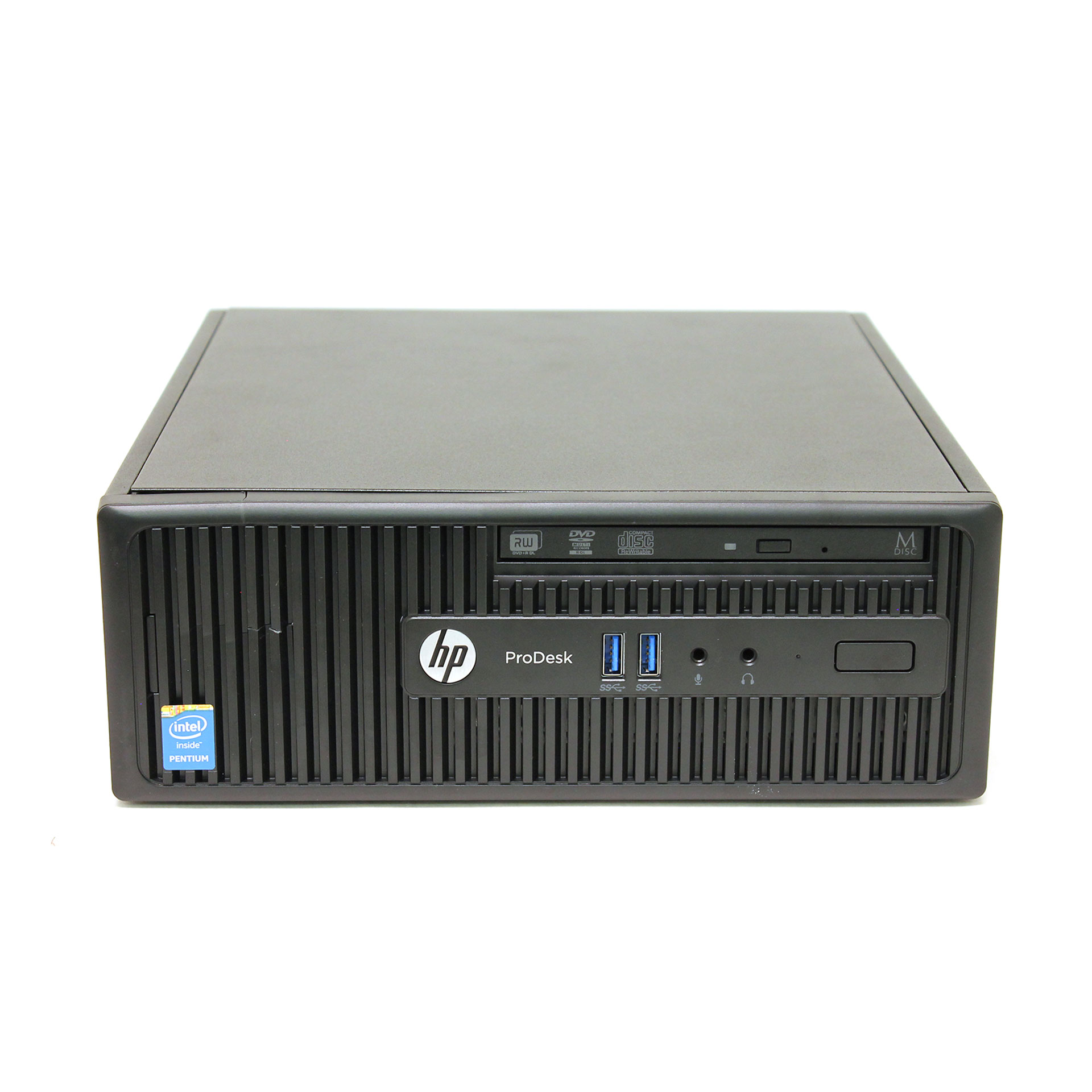 HP ProDesk 400 G2.5 L9F02UT#ABA Desktop PC G3260 4GB 500GB