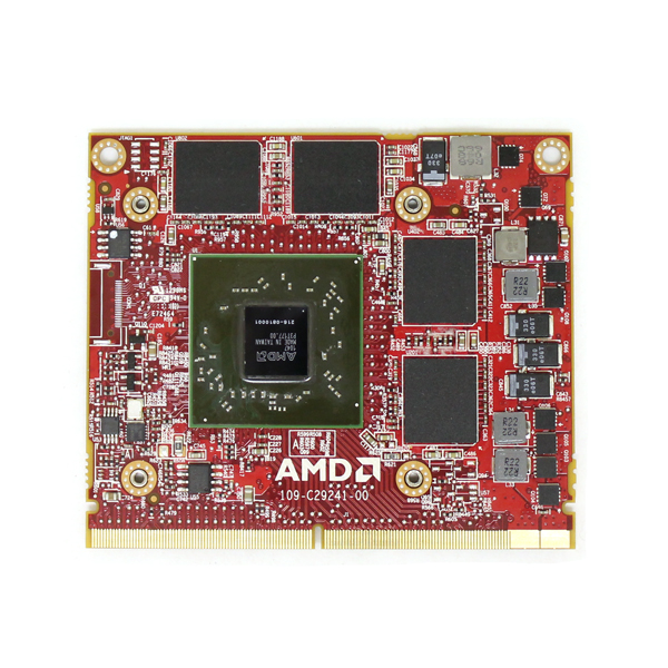 AMD FirePro M5950 Mobile 1GB MXM Video Card Dell P4R8T M4600