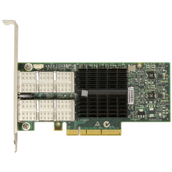 Mellanox ConnectX-3 QDR MCX354A-QCAT Network Adapter InfiniBand
