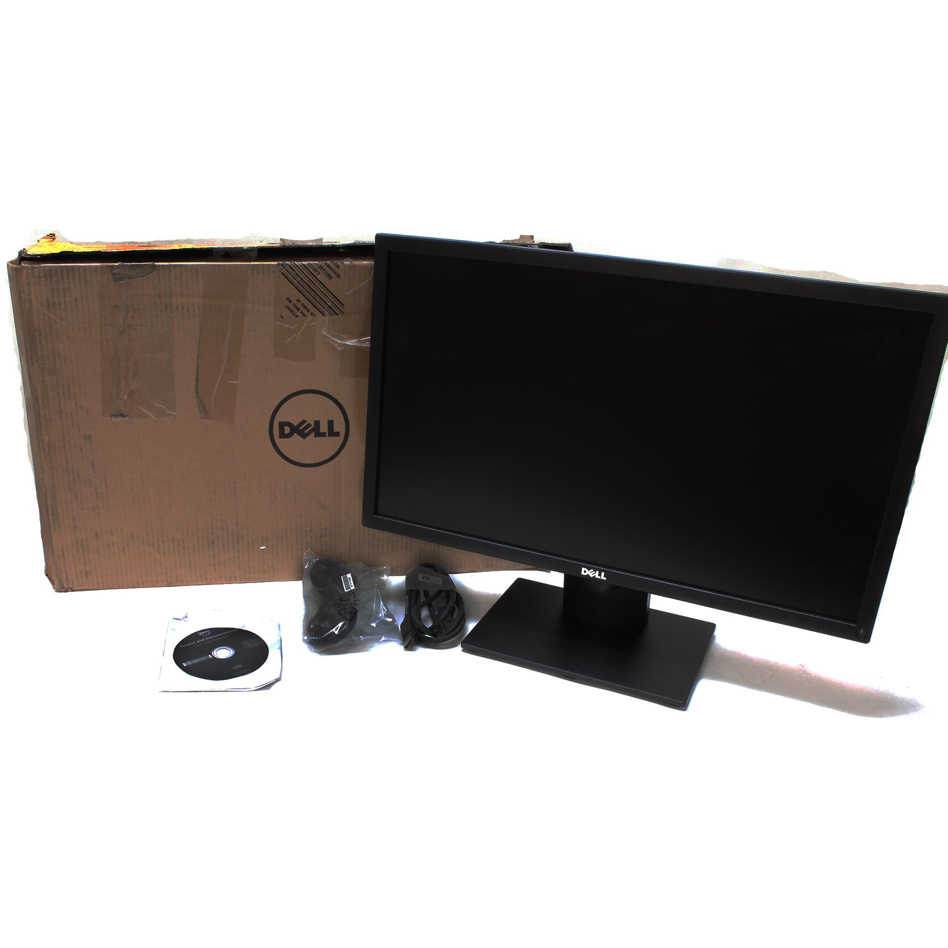 "Dell 24"" LED LCD Monitor 1980x1080 76Hz 8ms E2417H Black"