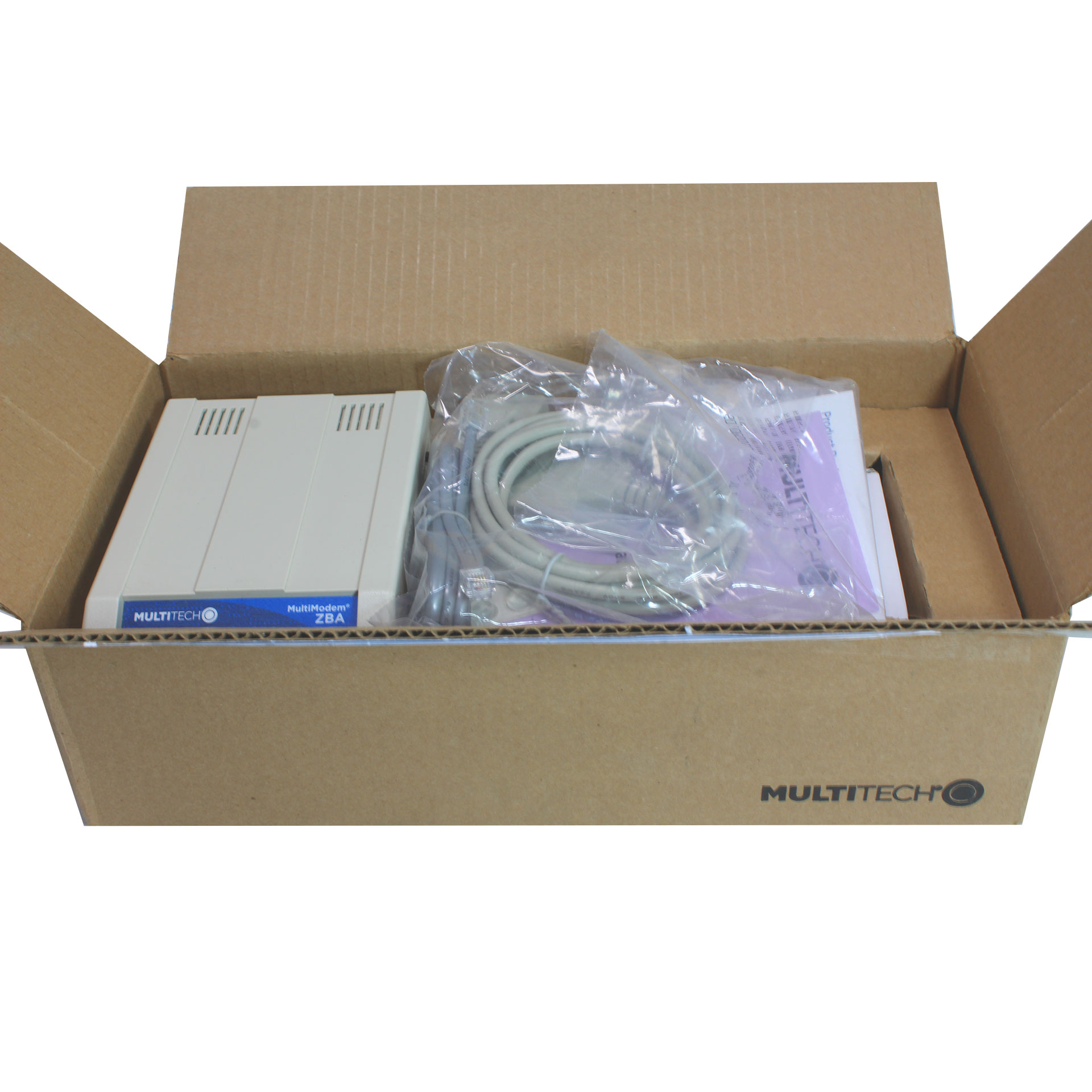 MultiTech Multimodem ZBA V92 Data Fax Modem MT9234ZBA NAM