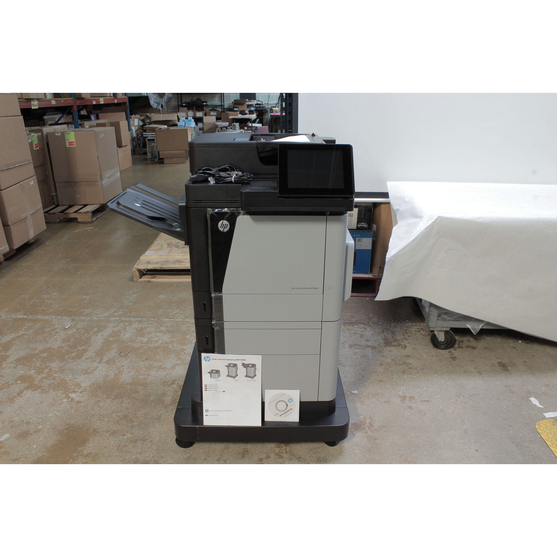 HP Color LaserJet Enterprise MFP M680f A4 Printer CZ249A