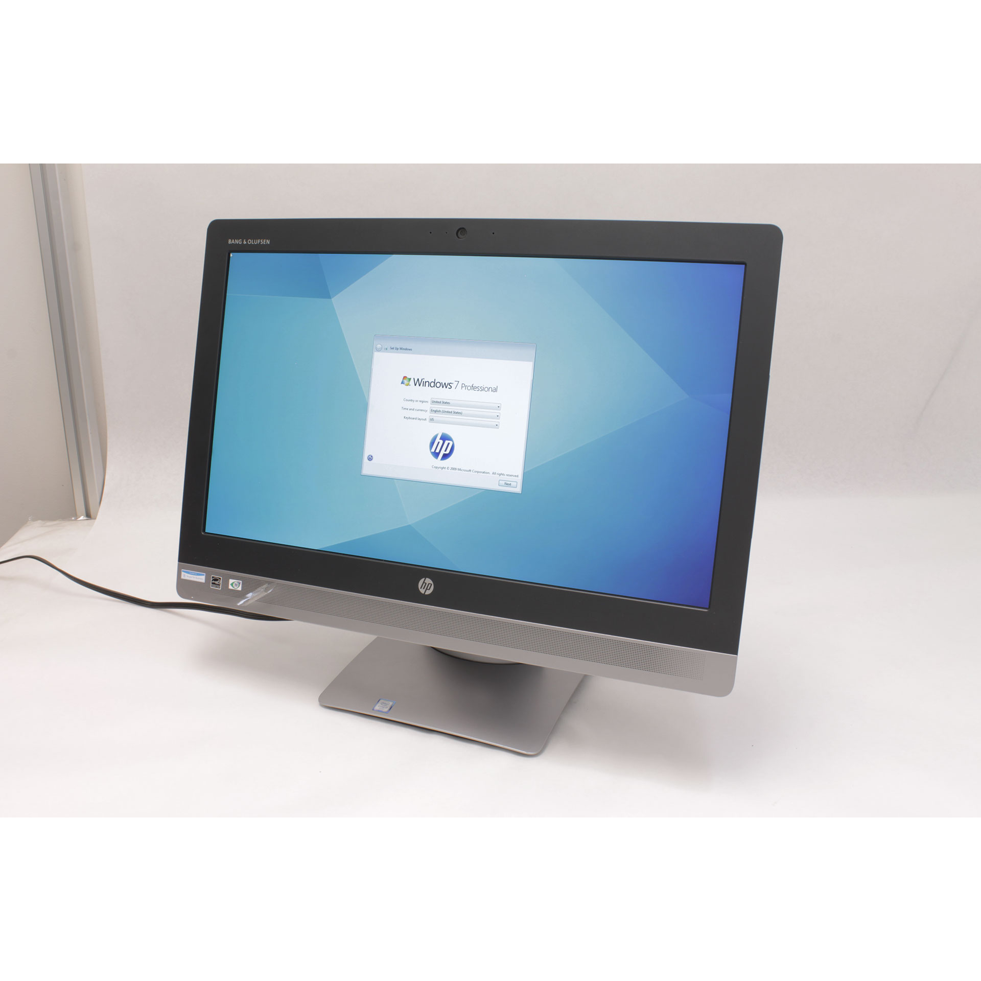 "HP EliteOne 800 G2 i7 6700 8GB 1TB 23"" Touchscreen P5V05UT#ABA"