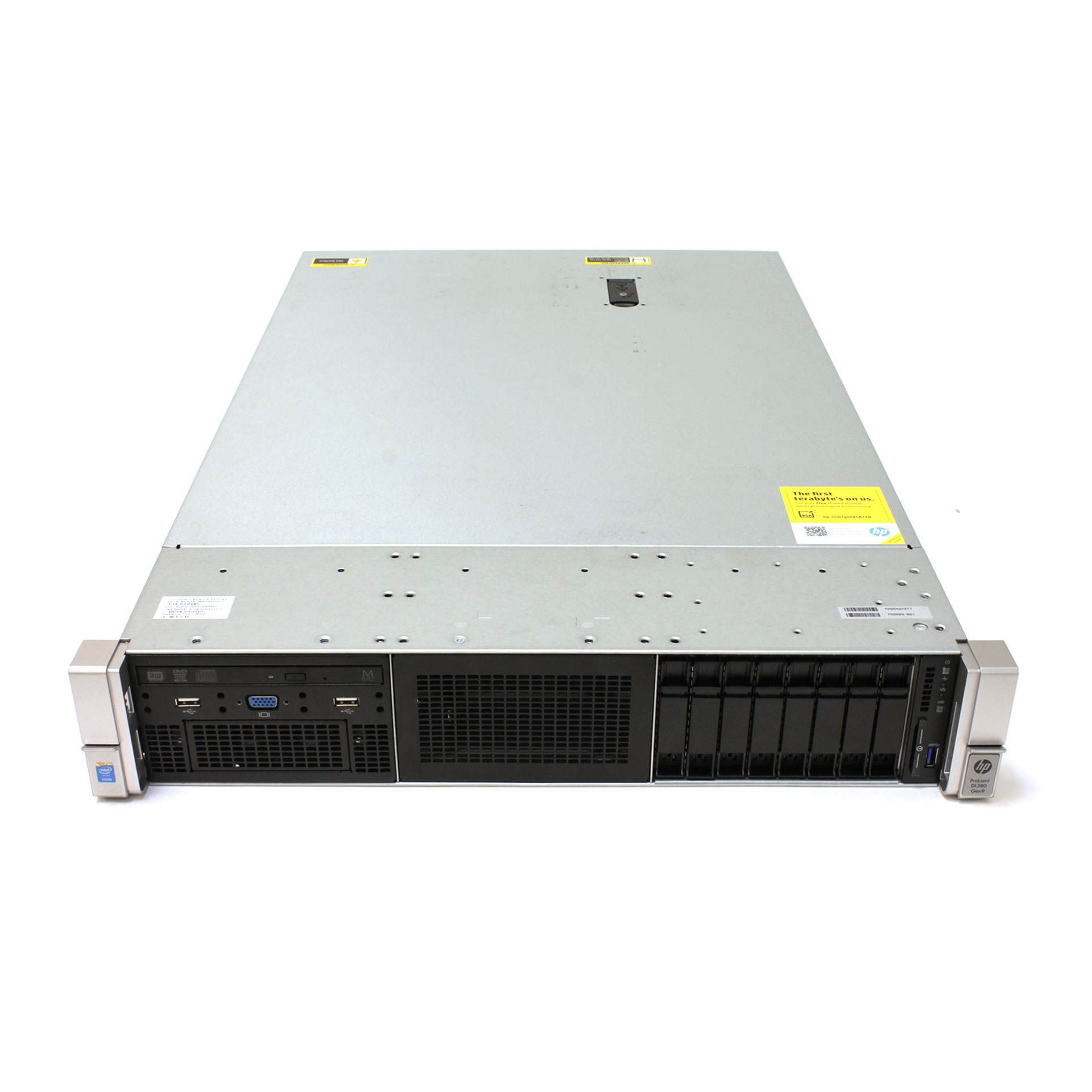 HP ProLiant DL380 Gen9 Server 752689-B21 G9 E5-2650v3 32GB 2U