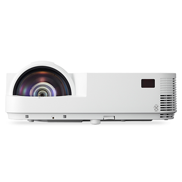 NEC NP-M332XS 3D DLP Projector 3300 Lumens HDTV XGA Short Throw