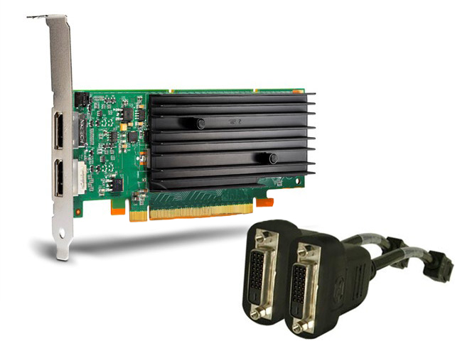 nVidia Quadro NVS 295 256MB GDDR3 Video Card HP FY943ET