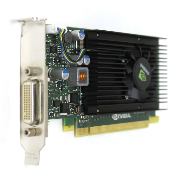 PNY Nvidia Qaudro NVS 315 1GB 64-bit Video Card VCNVS315DVI-PB