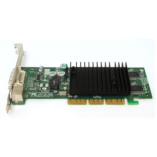 nVidia IBM P117 AGP 64MB DDR High Profile Video Graphics Card
