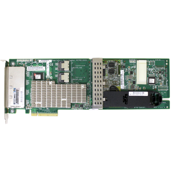 HP Smart Array P812/1G FBWC Int/4-port SAS Controller 487204-B21