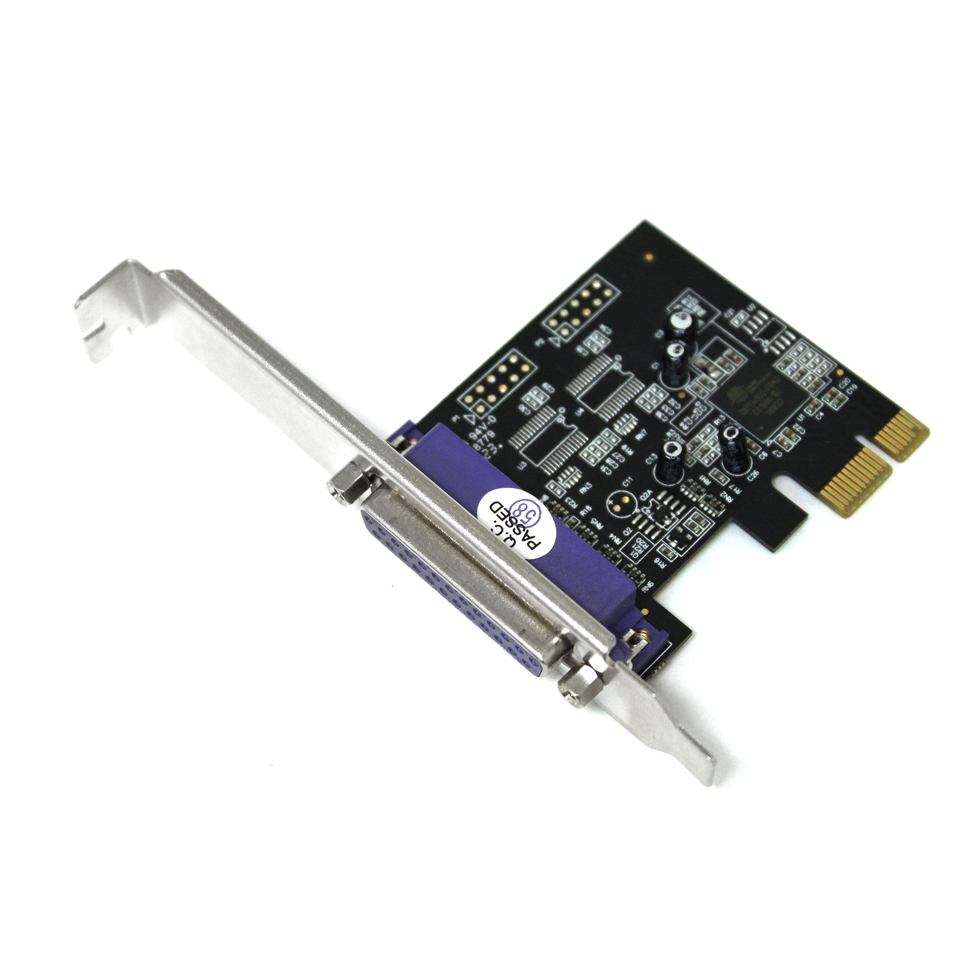 StarTech PEX1P PCIe Full Height Parallel Adapter PI40952-3X2B