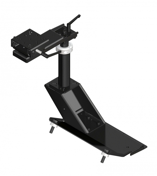 Havis Chassis Passenger Laptop Mount Package PKG-PSM-142 for For