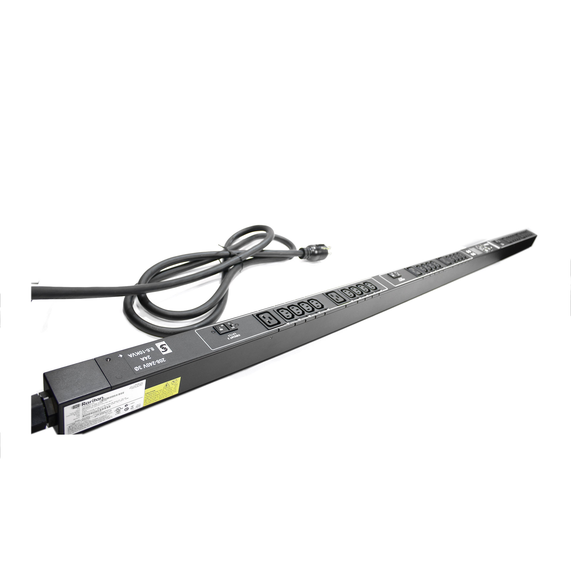 Raritan Dominion PX PX3-5665V-C5 30-Outlet Rack Mountable PDU