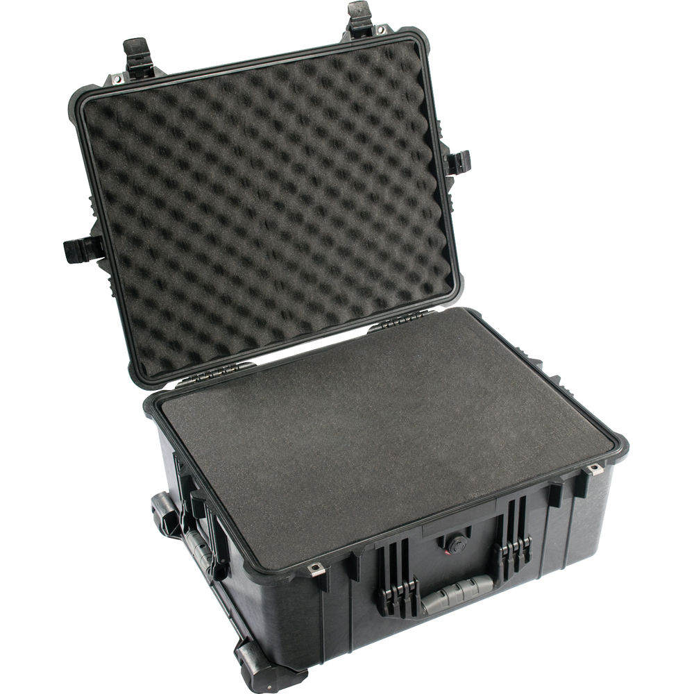 Pelican 1610 1610-020-110 Carrying Hard Case