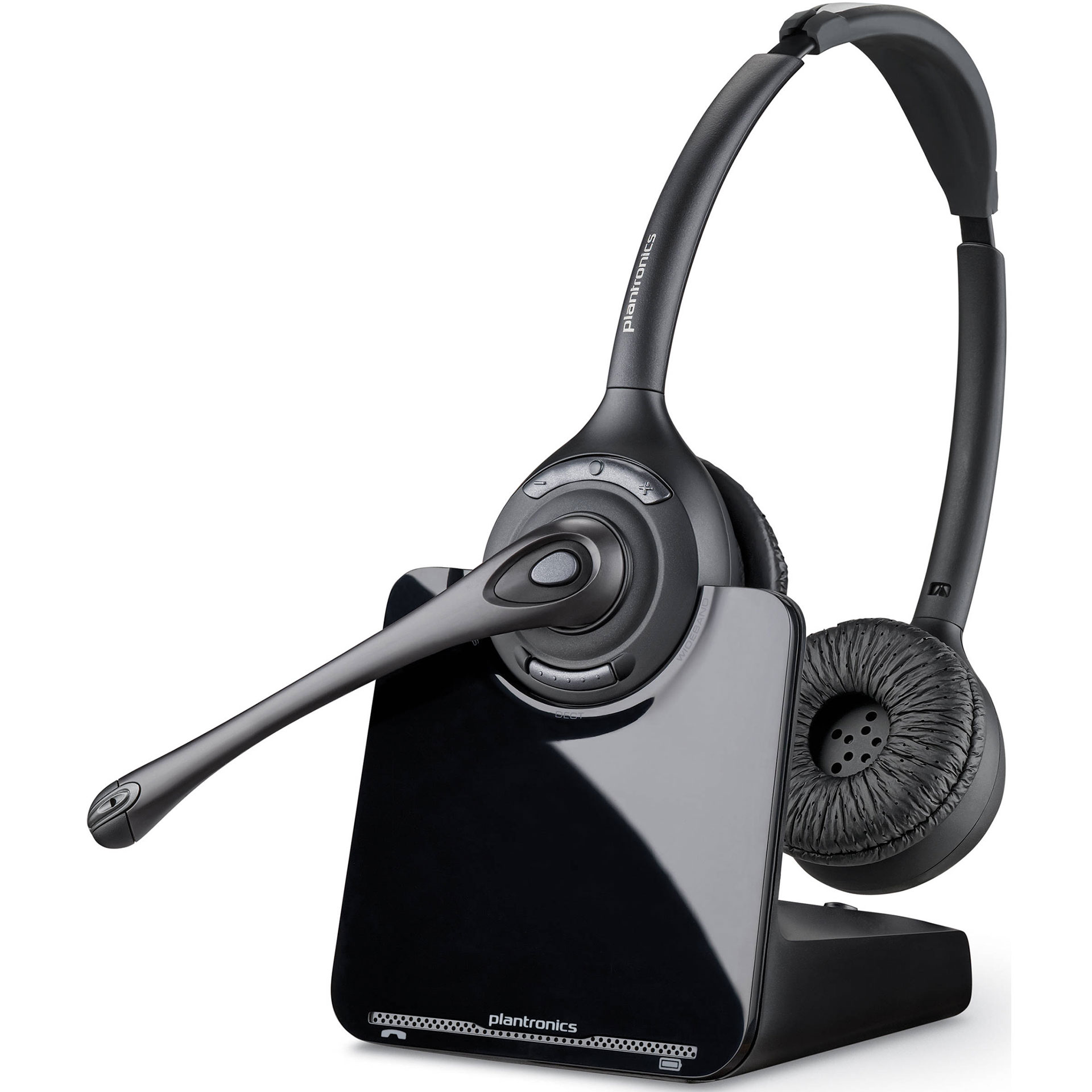 Plantronics CS520 Ear Cup Headset with Amplifier 84692-01