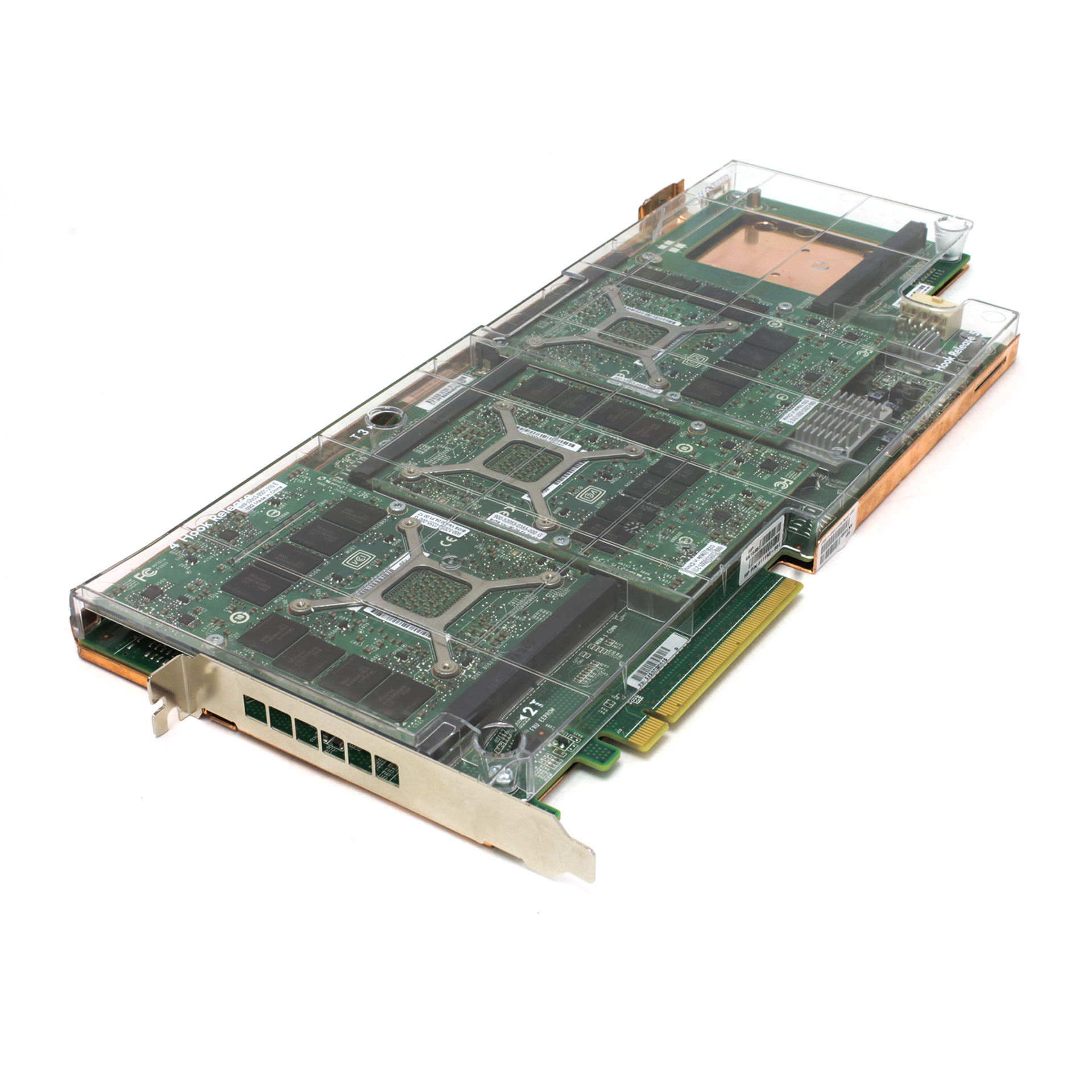 3xHP NVIDIA QUADRO K3100M 4GB GDDR5 KEPLER VIDEO CARD 744354-001