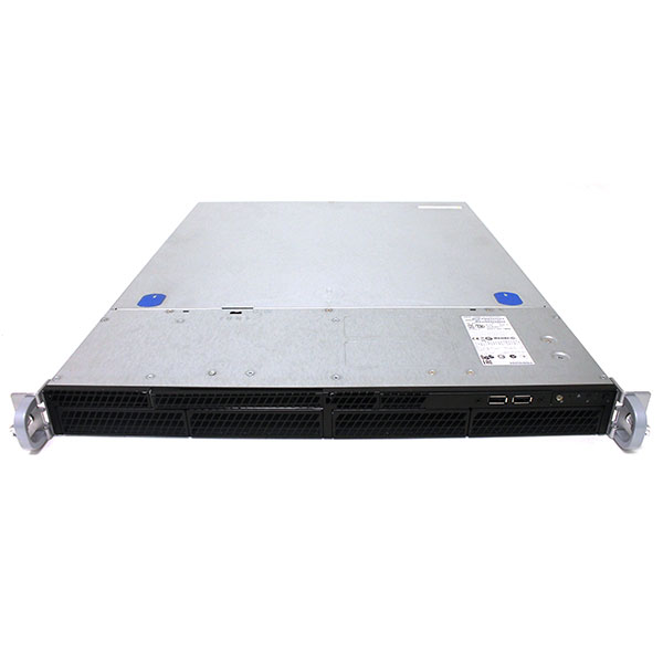 Intel Server System R1304RPSSFBN 1U Rack-mountable Barebone 350W