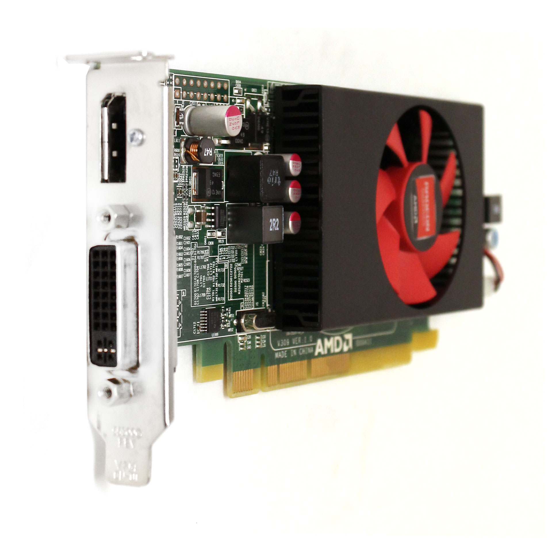 AMD Radeon R5 240 1GB DDR3 Video Card PCI-e Dell F9P1R