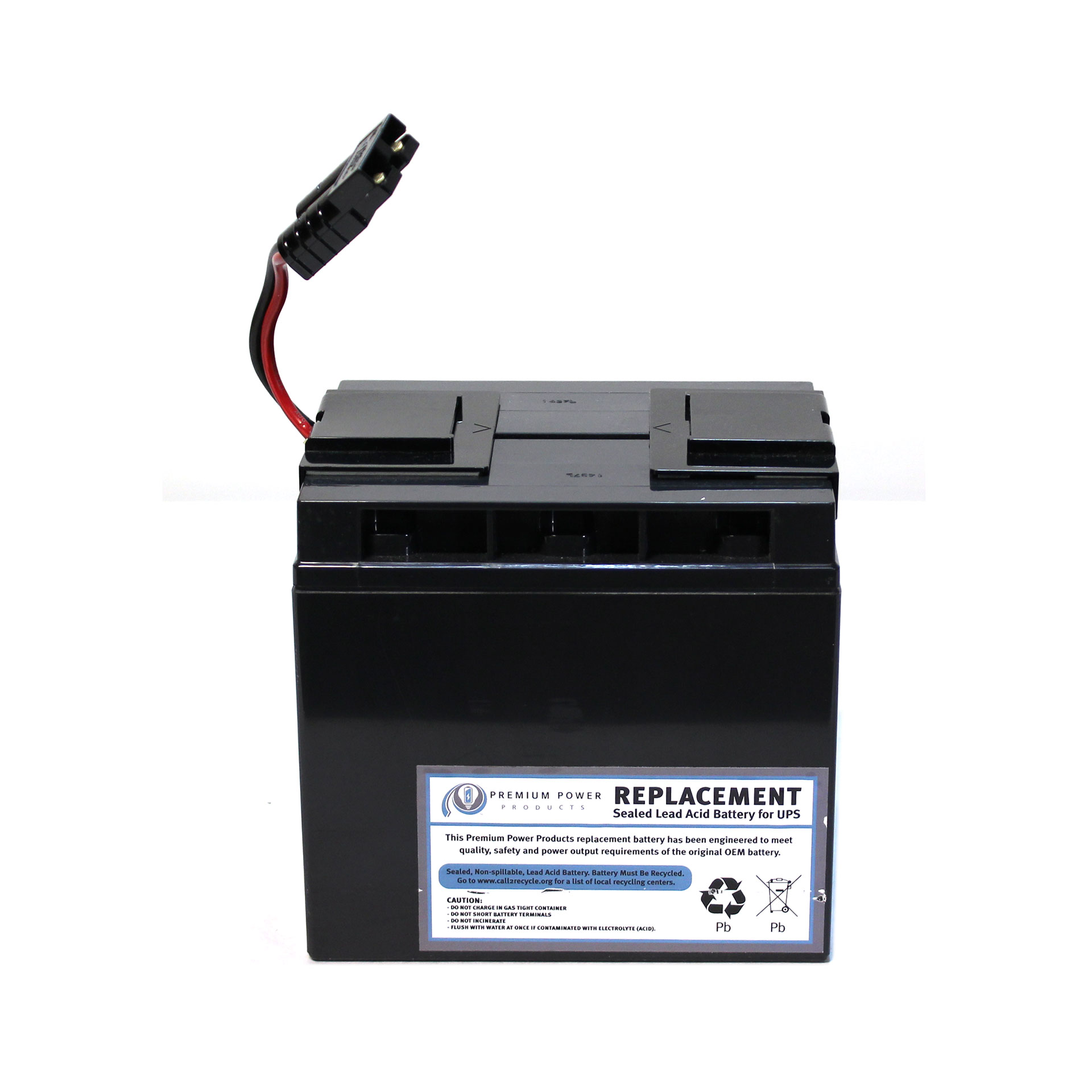 APC RBC11 Replacement Battery Cartridge #11 for UPS Systems