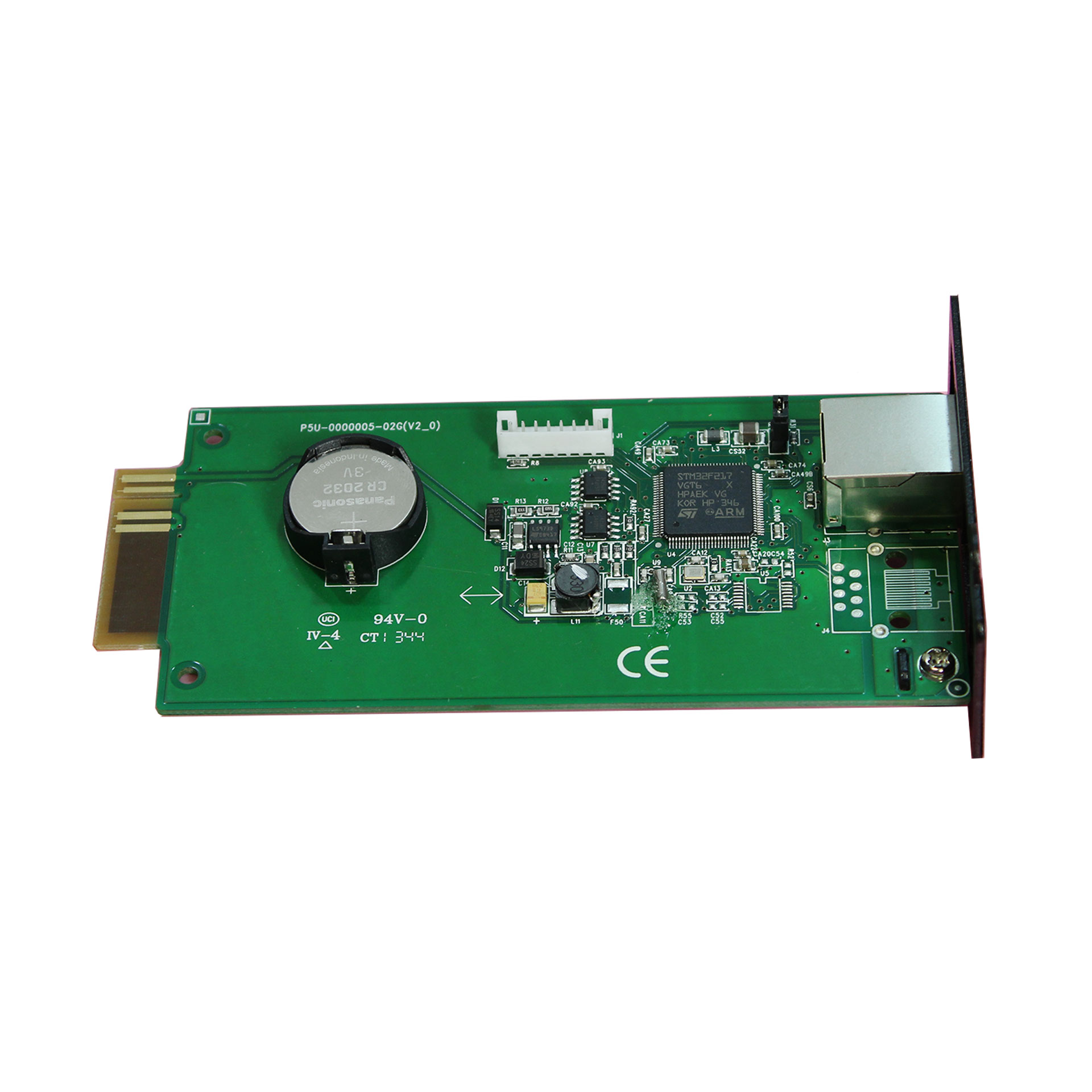 CyberPower RMCARD302 OL Series Remote Management Card Mini Slot#