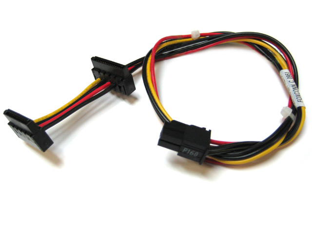 Sata Hard Drive Optical Drive Power Cable HP 6005 Pro 507149-001