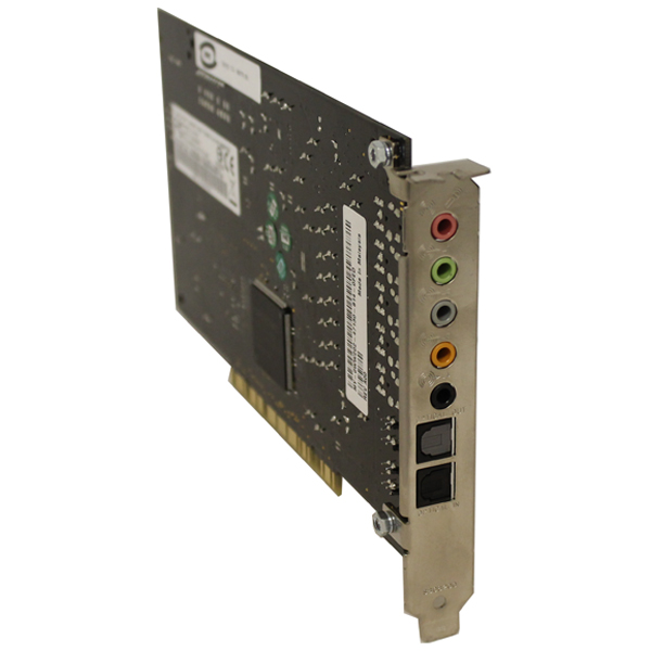 Creative Sound Blaster Gamer SB0770 7.1 Sound Card WW202