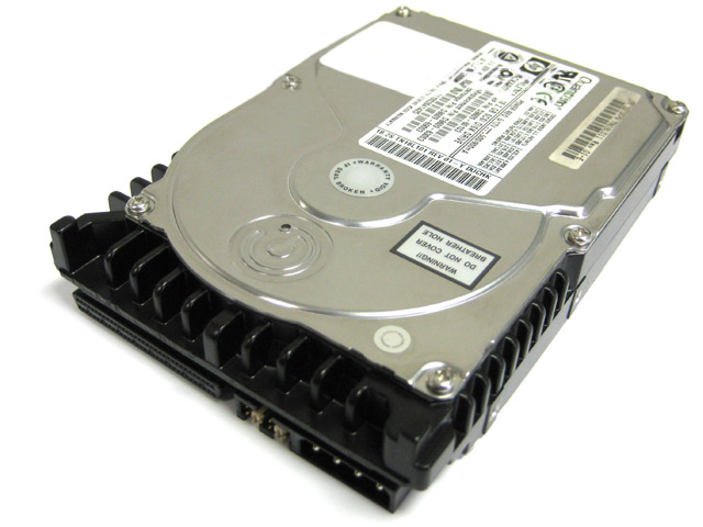 HP 18GB 10k SCSI 68-pin Hard Disk Drive D8609-63003 D8609-69003