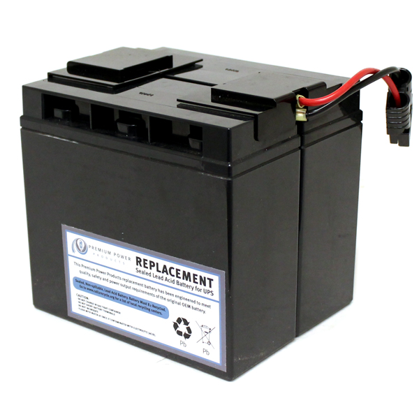 eReplacements SLA7-ER UPS Battery Cartridge #7 APC RBC7#