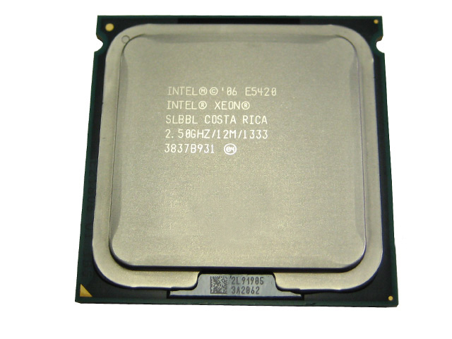 Intel Xeon 2.5GHz Quad Core 1333Mhz Processor SLBBL/E5420 CPU
