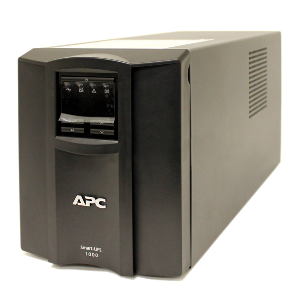 APC Smart-UPS SMT1000 8 Outlets 1000VA 700W 120V 645J External