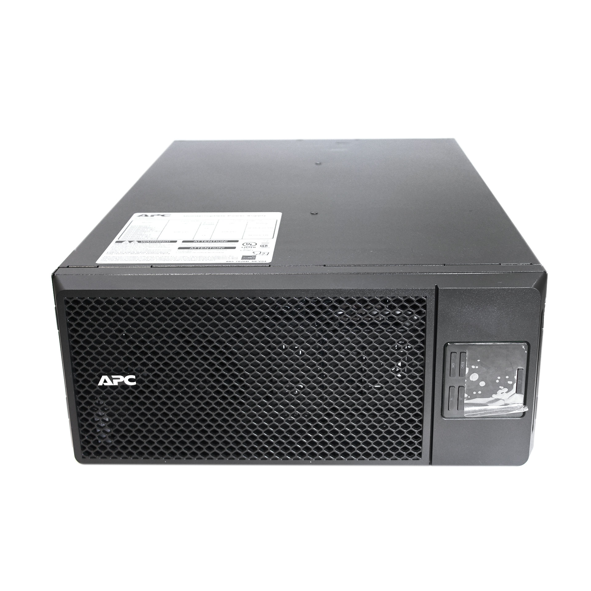 APC Smart-UPS On-Line SRT6KXLT 6000 VA 6000 W 6 Outlets UPS