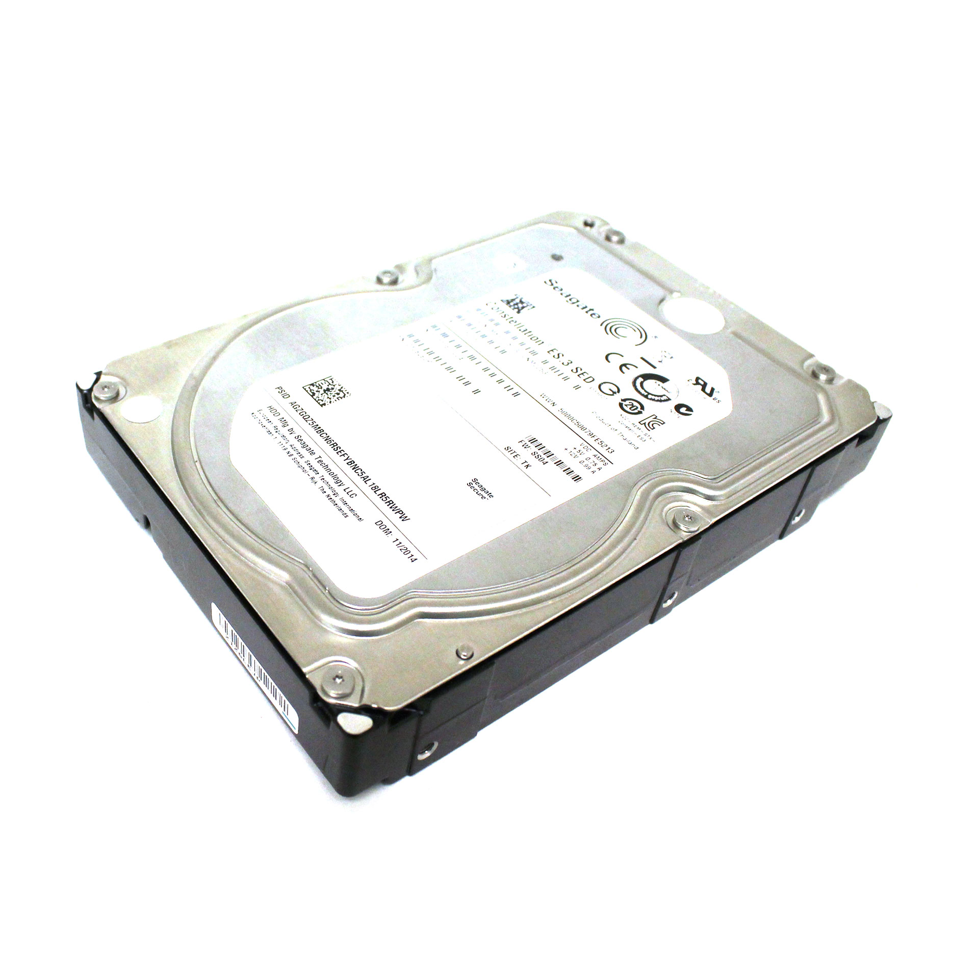 "Seagate Constellation ES.3 HDD 3TB ST3000NM0053 3.5"" SATA 6Gb/s"